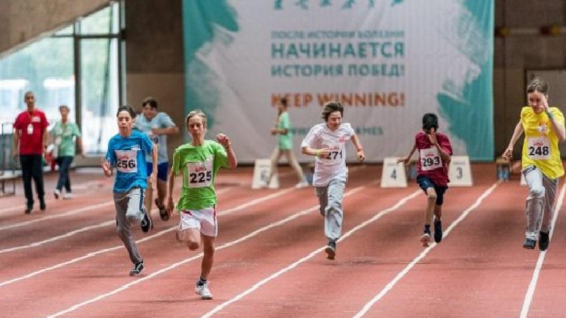 21 медаль привезли из Москвы участники Международных игр победителей