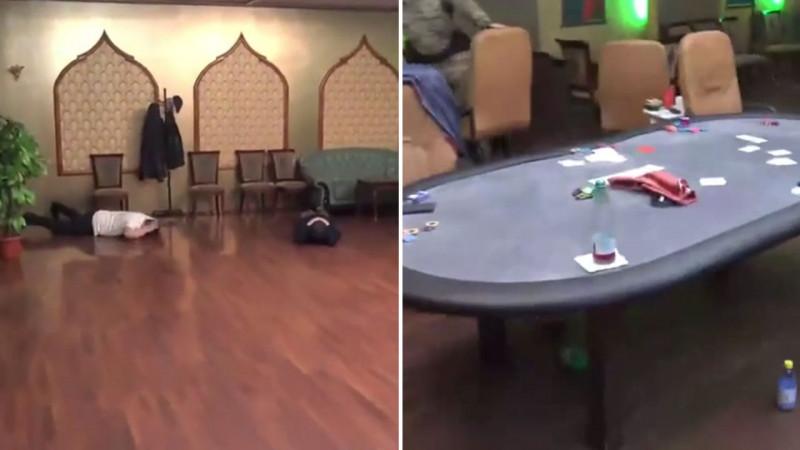 Незаконный покерный клуб организовала преступная группа в Караганде